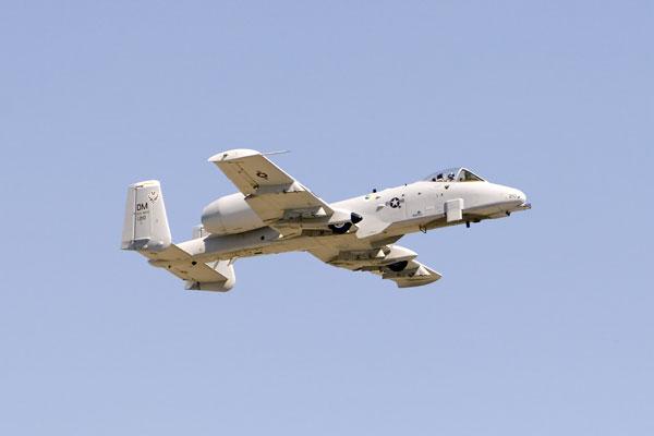 Photo: A-10 Warthog
