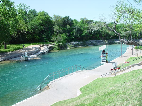 Barton Springs Pool (pictures)